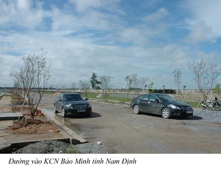 Khai thác hiệu quả các khu nhà ở xã hội trong Khu công nghiệp Bảo Minh