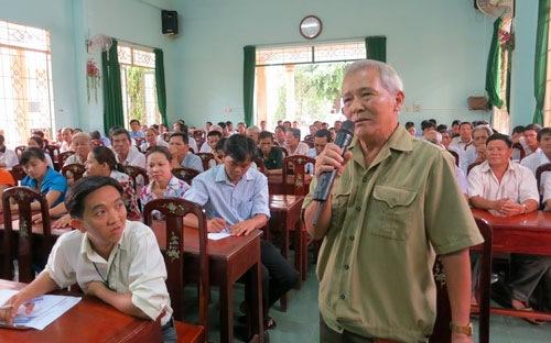 Hội đồng nhân dân Thành phố Nam Định tăng cường giám sát việc giải quyết kiến nghị của cử tri