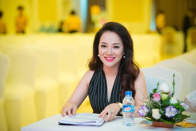 Nữ doanh nhân trẻ Lưu Bích Nguyệt. Ảnh: NVCC