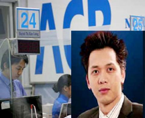 Doanh nhân Trần Hùng Huy - Chủ tịch ngân hàng thương mại cổ phần Á Châu. Ảnh: Internet