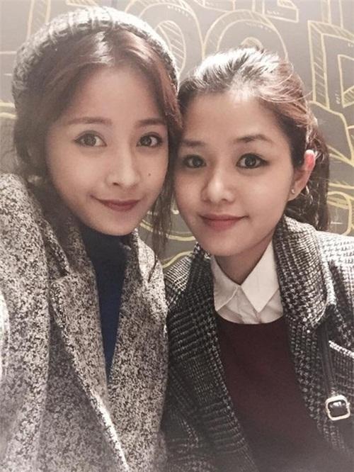 Nhan sắc xinh đẹp của hai chị em gái hot girl Chi Pu.