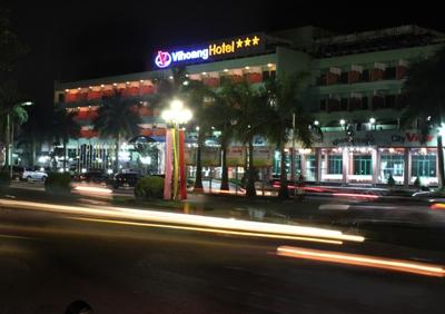 Khách sạn Vị Hoàng