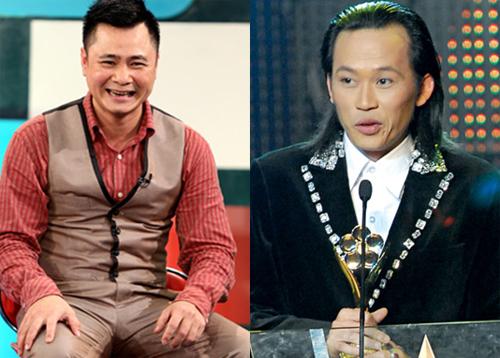 """Năm 2015, Nghệ sĩ Ưu tú Tự Long nhận danh hiệu """"Nghệ sĩ Nhân dân"""" ở tuổi 43, còn nghệ sĩ Hoài Linh được trao tặng danh hiệu """"Nghệ sĩ Ưu tú""""."""