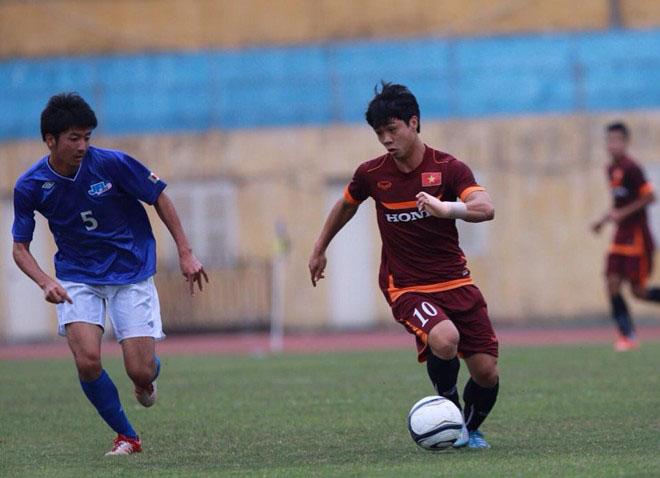U23 Việt Nam thua trận thứ 2 liên tiếp trước đội bóng hạng tư Nhật Bản