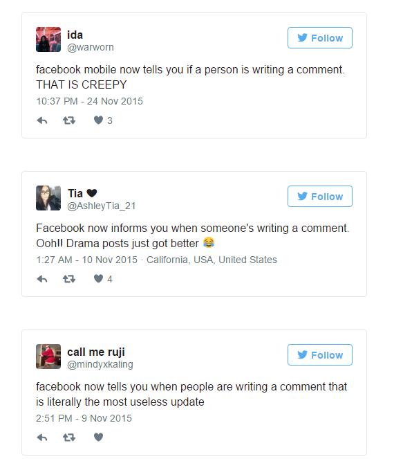 Đa số người dùng cho rằng tính năng mới của Facebook là ... vô dụng