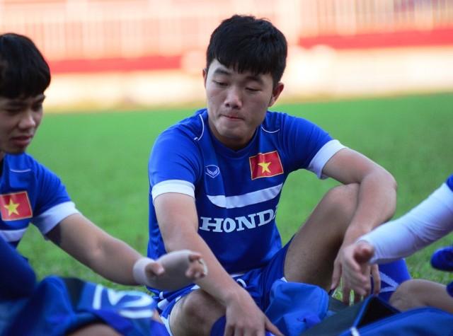 Hôm nay, Xuân Trường ký hợp đồng với đội bóng Hàn Quốc