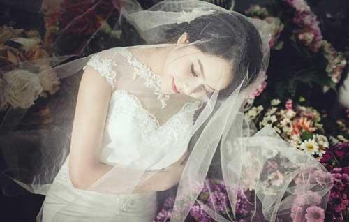 Cô dâu xinh đẹp trong bộ ảnh cưới