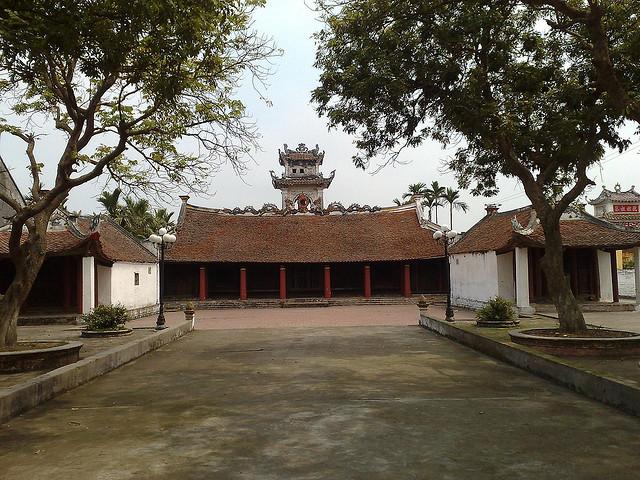 Nam Định: Hội chùa Lương