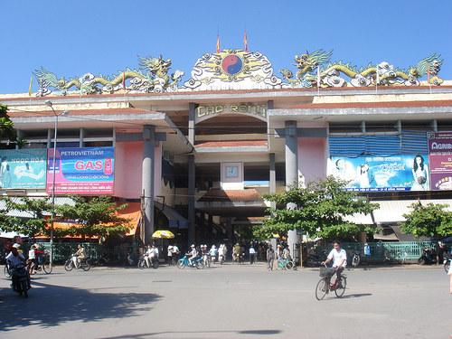 Chợ Rồng Nam Định