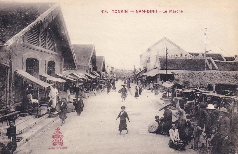 Chợ Nam Định