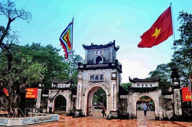 Khu di tích đền Trần - TP. Nam Định.
