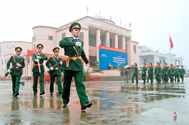 Viện Kiểm sát nhân dân huyện Giao Thủy tăng cường phối hợp đấu tranh với các loại tội phạm