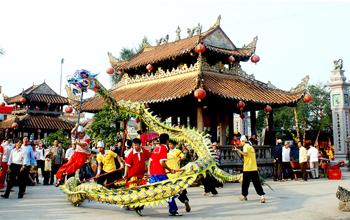Tổng quan du lịch Nam Định