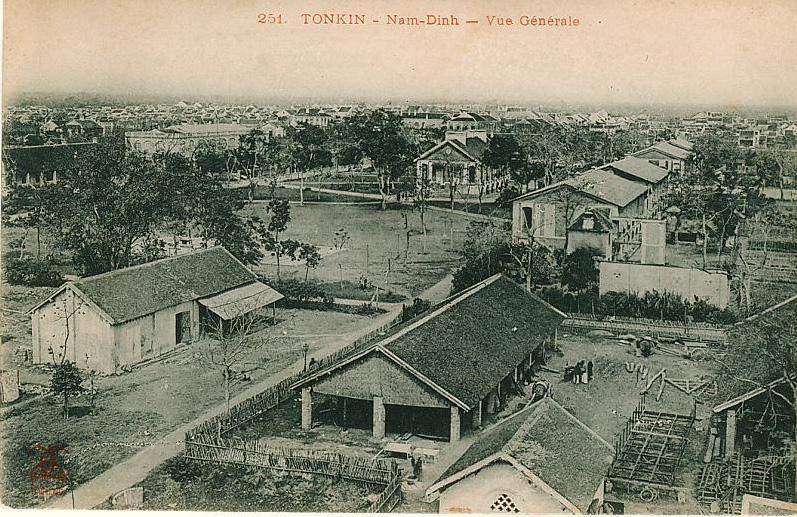 """Thiên Trường – Nam Định """"Xưa"""""""