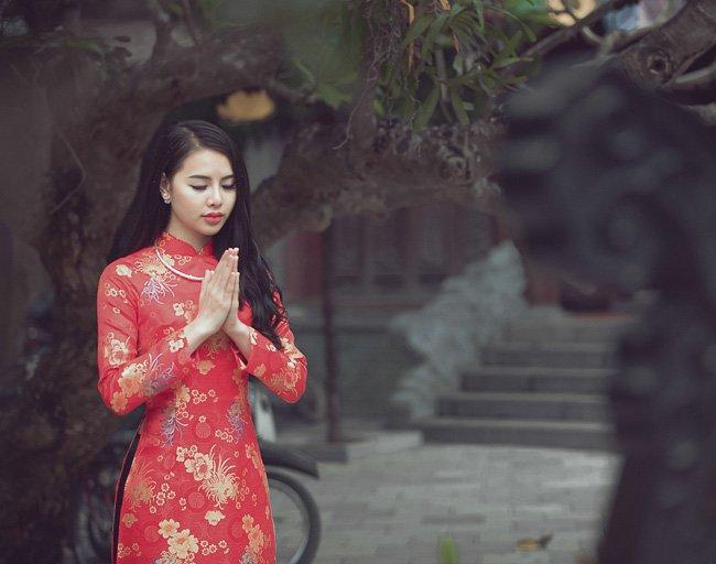 Ngoài tham gia các hoạt động từ thiện, Duyên Vũ cũng thường xuyên nhận được lời mời tham gia mẫu ảnh.