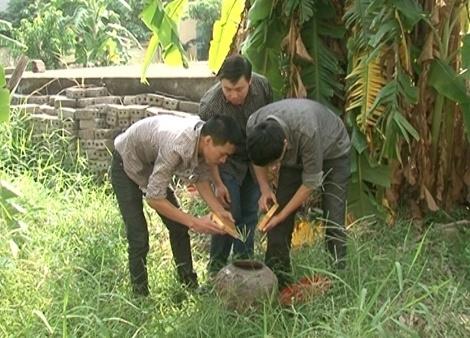 Cảnh sát phát hiện nơi cất giấu ma túy của bà trùm Mai Quỳnh Tho