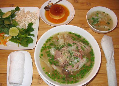 Nguồn gốc của Phở Nam Định