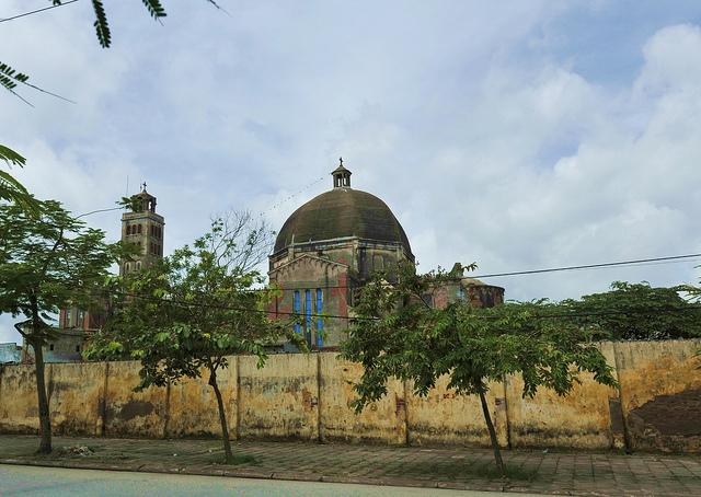 Nhà thờ Khoái Đồng những năm về trước