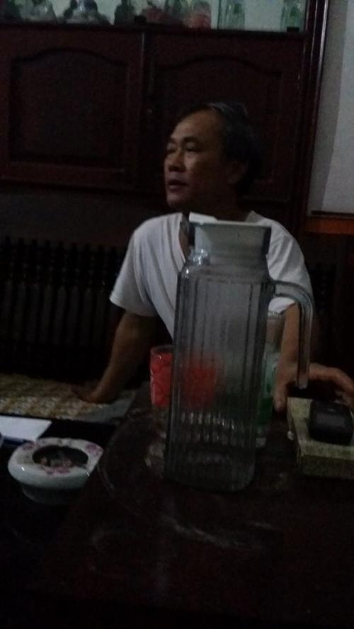 Ông Nguyễn Đình Phú chia sẻ với phóng viên.