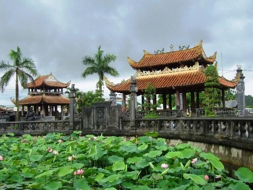 Phủ Dày Nam Định
