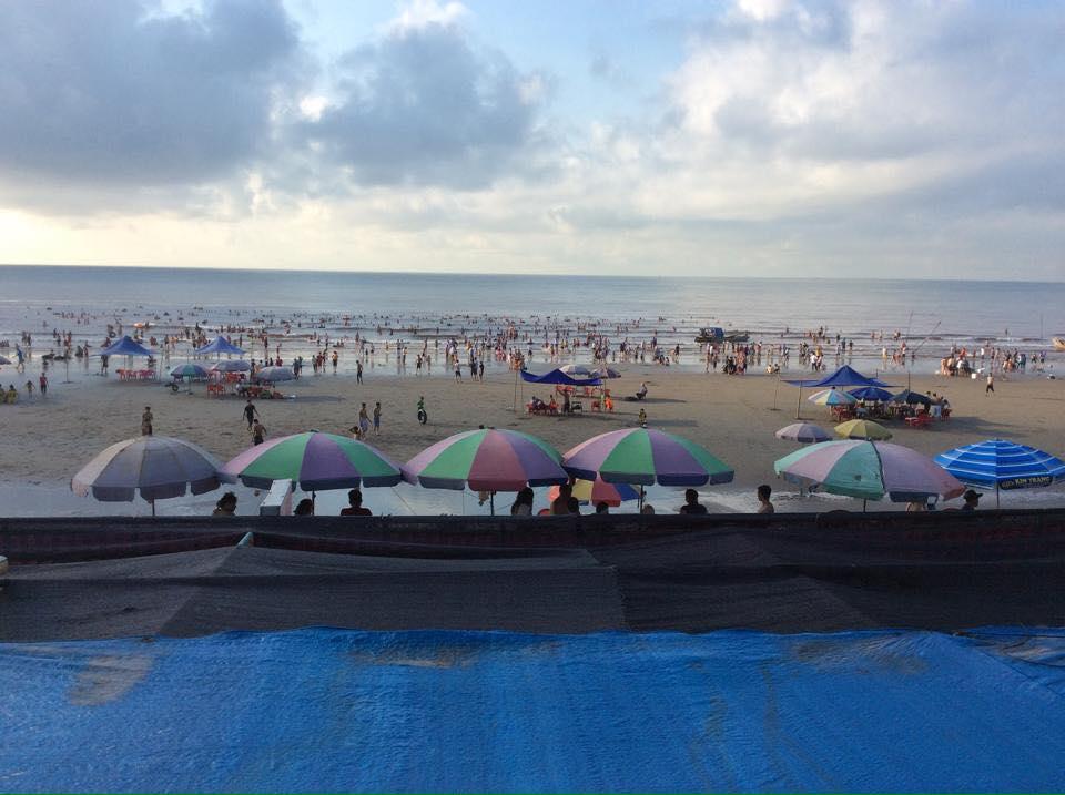 Biển Thịnh Long chính thức khai mạc du lịch biển 2016