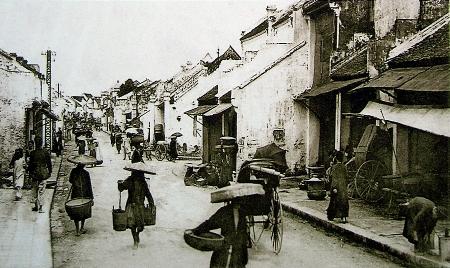 Phố Cổ Thanh Nam Xưa