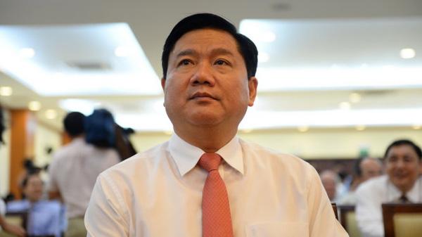Tân bí thư Thành ủy TP.HCM Đinh La Thăng