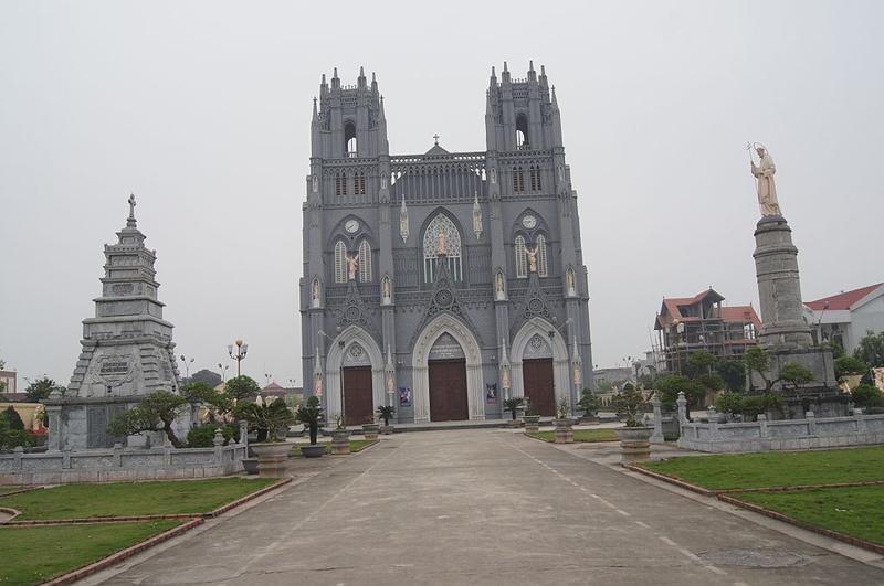 Nhà Thờ Phú Nhai Nam Định