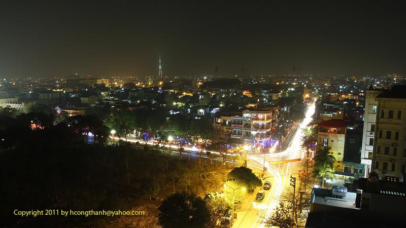 Đường Phố Nam Định