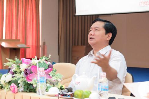 Bí thư Đinh La Thăng làm việc với QTSC
