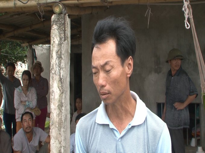 Ông Lưu Công Út Xã Giao Tân - huyện Giao Thủy - Tỉnh Nam Định