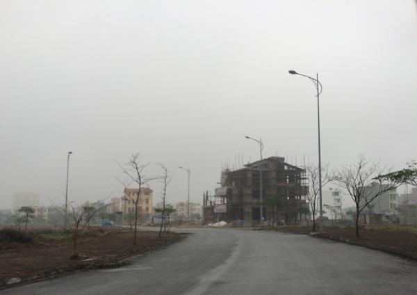 """""""Mạnh ai nấy làm"""" là thực trạng đang diễn ra tại các KĐT của Nam Cường tại Nam Định"""