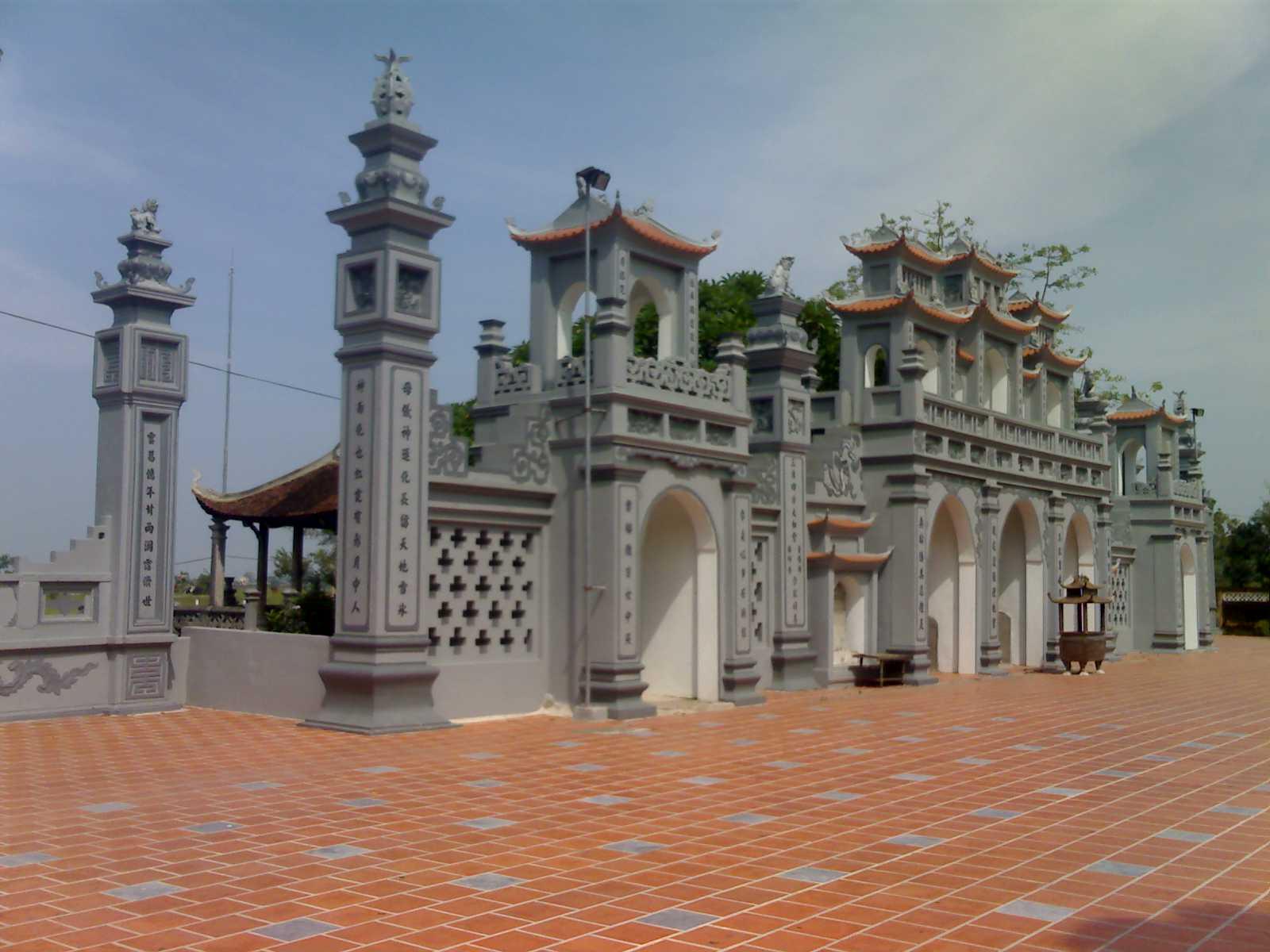 Đền Vĩnh Lại - Nam Định