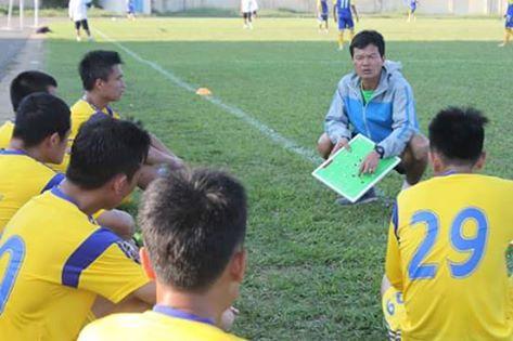 Đội bóng Thành Nam đang có sự chuẩn bị kỹ lưỡng cho trận đấu tiếp theo