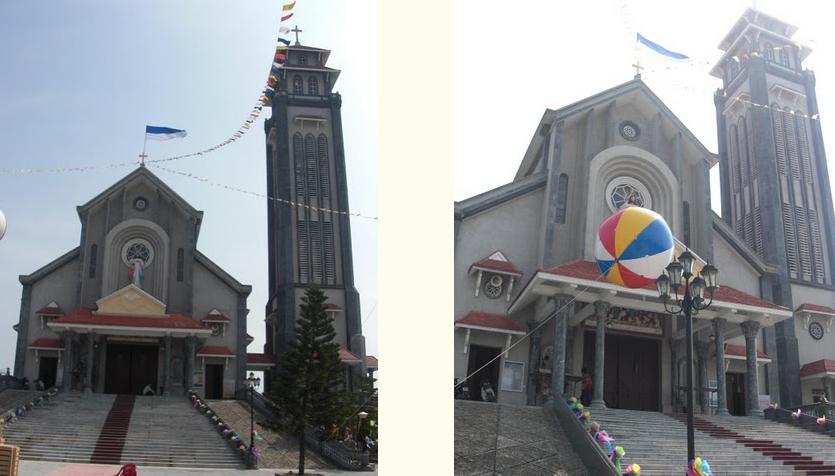 Nhà thờ Giáo xứ Phong Lộc – Nam Phong – Nam Trực – Nam Định