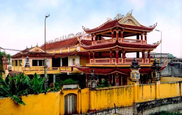 Chùa Cả – Nam Định
