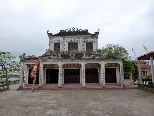 Đền Độc Bộ ở Ý Yên, Nam Định