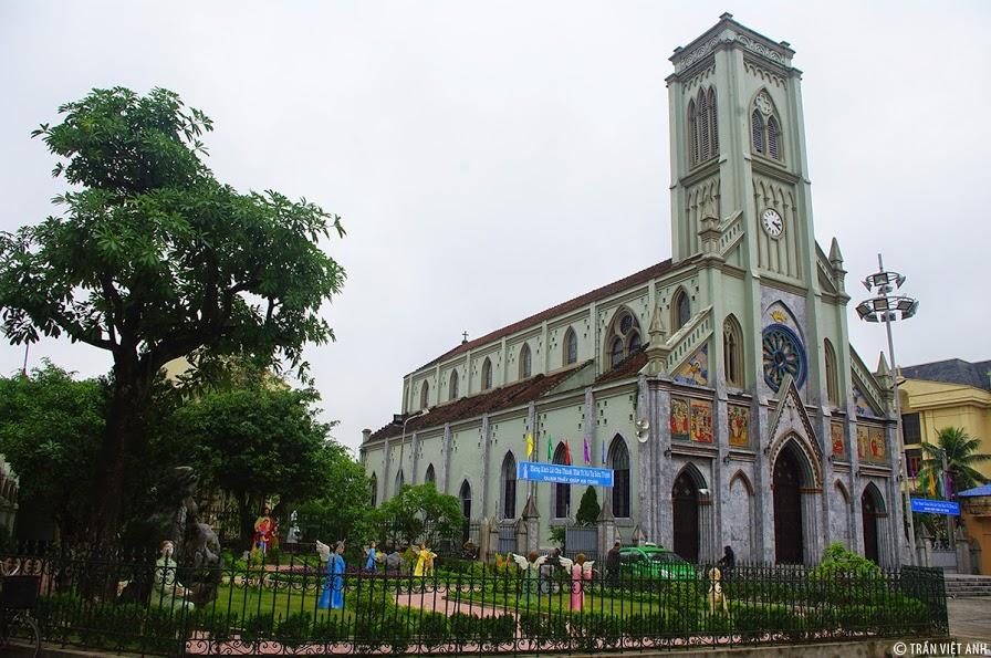 Nhà thờ lớn thành phố nam định