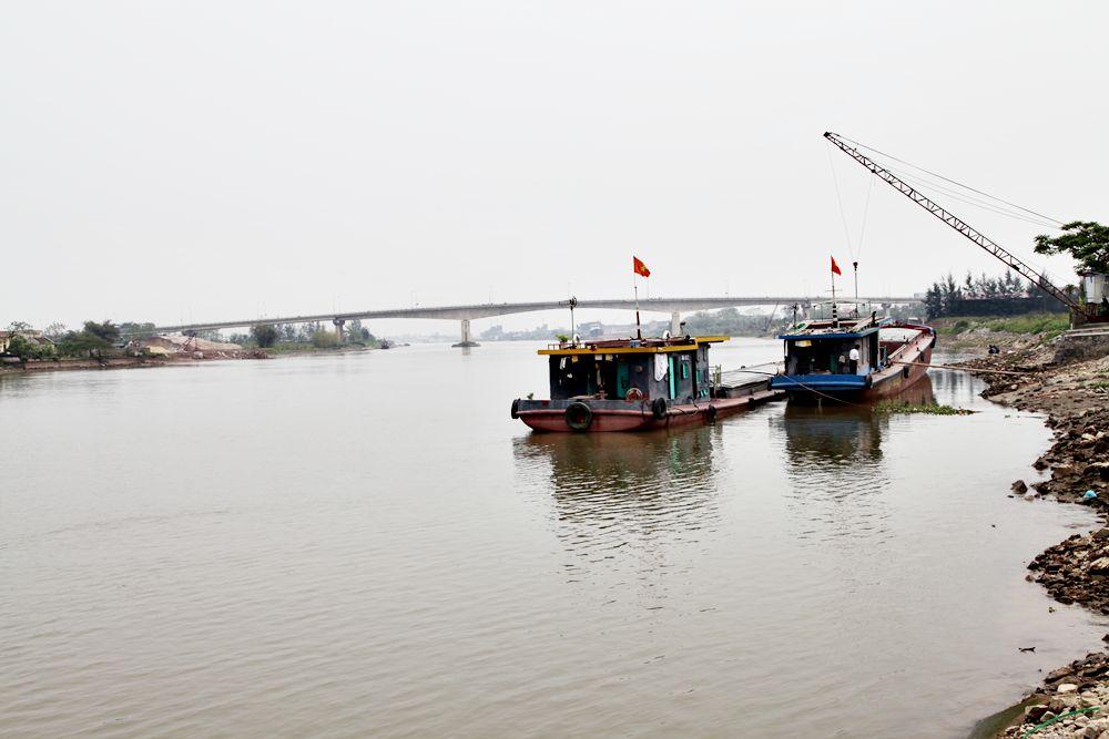 Sông Ninh Cơ Nam Định
