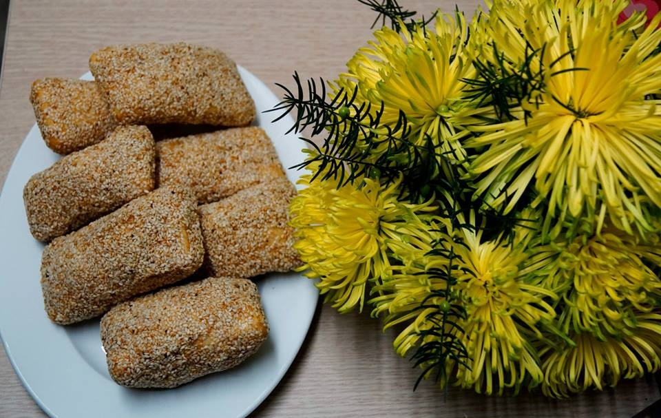Bánh Rang đặc sản Nam Định