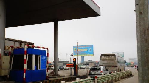 Xử lý số tiền phí đường bộ đã thu tại trạm Mỹ Lộc-Nam Định