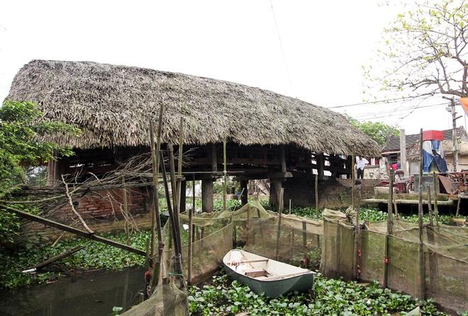 Trực Ninh: Nét độc đáo của cây cầu Mái Lá độc nhất vô nhị ở Việt Nam
