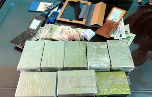Nam Định: Triệt phá đường dây ma túy lớn, thu 15 bánh heroin