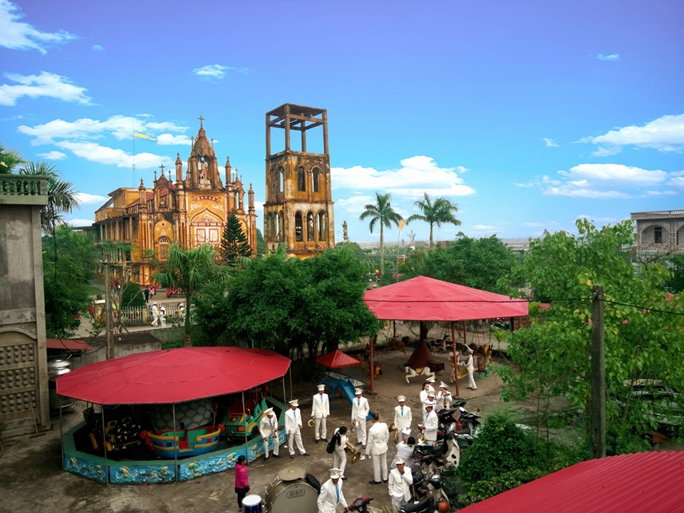 Nhà thờ Giáo xứ Nghĩa Dục – Nghĩa Hưng Nam Định