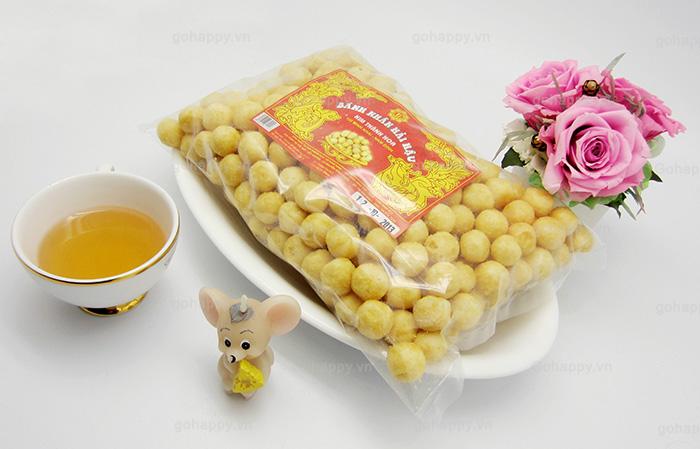 Giòn thơm bánh nhãn Nam Định