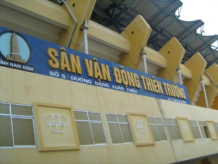 Sân Vận Động Thiên Trường Nam Định