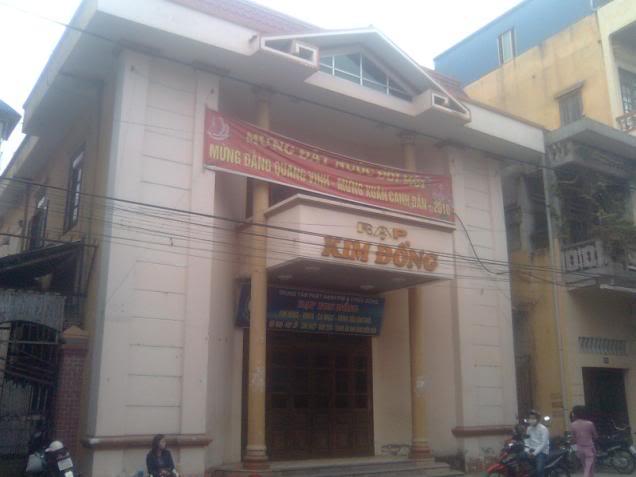 Rạp Kim Đồng Nam Định