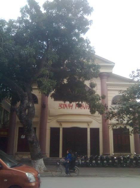 Rạp Bình Minh Nam Định