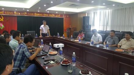 Ông Phạm Lạp - đại diện Cty CP Sông Đà 11 đã lên tiếng cảm ơn báo Lao Động và những người dân tố cáo.