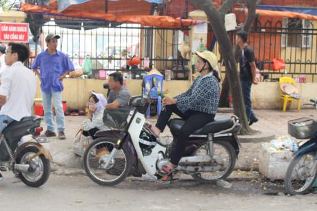 Chị Nguyễn Thị B (35 tuổi, quê ở Xuân Trường, Nam Định)